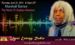 Marshall Barnes on Just Energy Radio