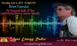 Brien Foerster on Just Energy Radio