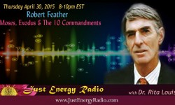 Robert Feather on Just Energy Radio