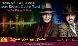 Scotty Roberts - John Ward on Just Energy Radio