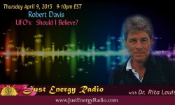 Robert Davis on Just Energy Radio