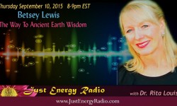 Betsey Lewis on Just Energy Radio