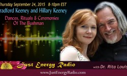 Bradford Keeney - Hillary Keeney on Just Energy Radio