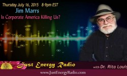 Jim Marrs on Just Energy Radio