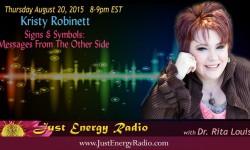Kristy Robinett on Just Energy Radio
