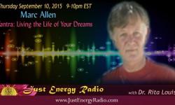 Marc Allen on Just Energy Radio