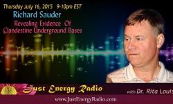 Robert Sauder on Just Energy Radio