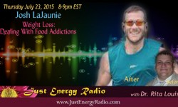 Josh Lajaunie on Just Energy Radio