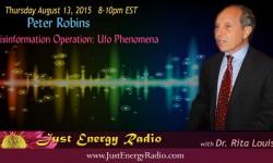 Peter Robins on Just Energy Radio