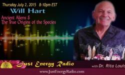 Will Hart on Just Energy Radio