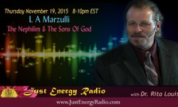 L. A. Marzulli on Just Energy Radio