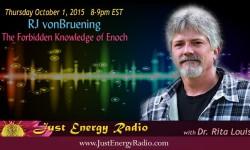 RJ von Bruening on Just Energy Radio