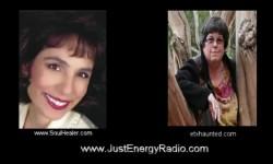 Martha Decker - Paranormal Investigation - Just Energy Radio
