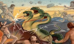 mythological weapons of the gods