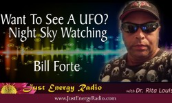 Bill Forte - Sky Watching - Just Energy Radio