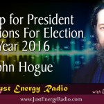 Trump for President: Predictions 2016 – John Hogue