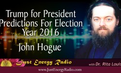 John Hogue - Trump for President - Just Energy Radio
