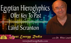 Laird Scranton - Egyptian Hieroglyphics