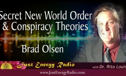 Brad Olsen - Conspiracy Theory - New World Order