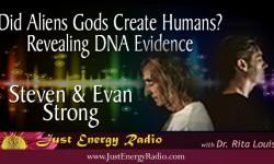 alien gods - steven strong - evan strong