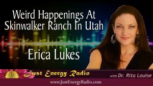 Erica Lukes - Skinwalker Ranch
