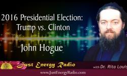 John Hogue 2016 Presidential Election
