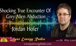 Jordan Hofer Grey Alien Abduction