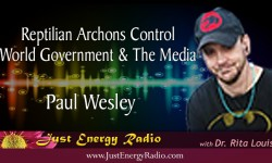Paul Wesley Reptilian Archons