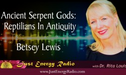 Betsey Lewis - Ancient Serpent Gods