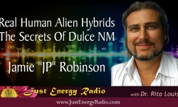 Jamie Robinson - Real Human Alien Hybrids