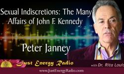 peter janney affairs of John F Kennedy
