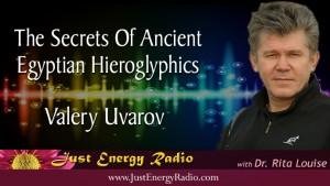 Valery Uvarov - Egyptian hieroglyphics